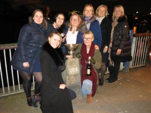 SWEA vinner The Swedish Boat Race